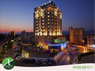 Merit Lefkosa Hotel   Casino