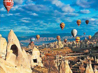 Kapadokya Turu // 26 Ekim 2019 Hareketli