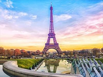 Benelux Paris Turu Sömestre Özel Pegasus Hava Yolları İle 7 Gece 8 Gün