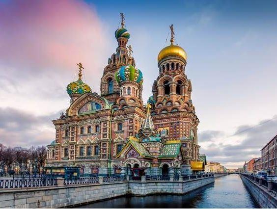 St. Petersburg Turu // Yılbaşı Özel - 30 Aralık Hareket