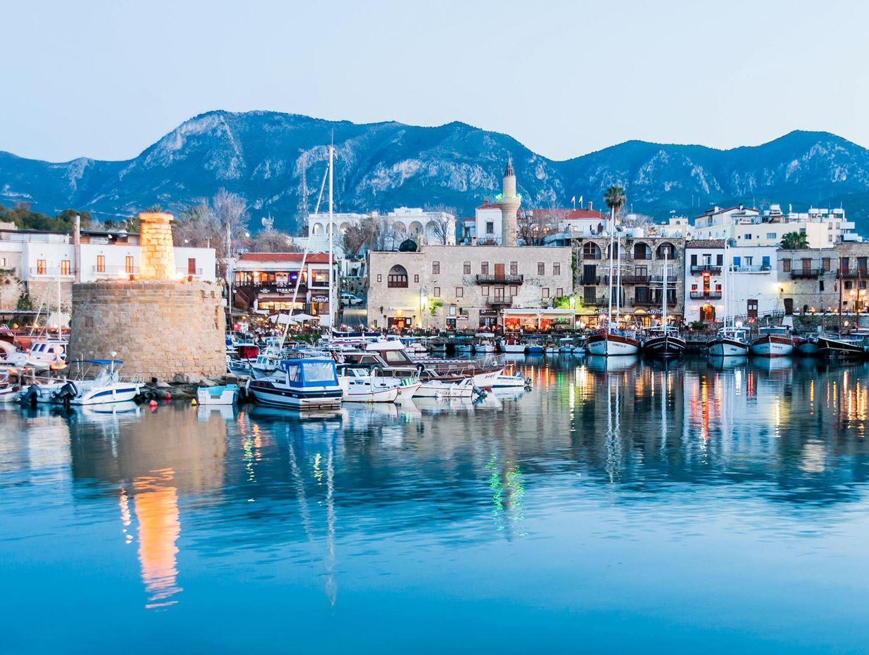 Akdeniz'in İncisi Kıbrıs Turu - Ankara Hareket - 2 Gece 3 Gün
