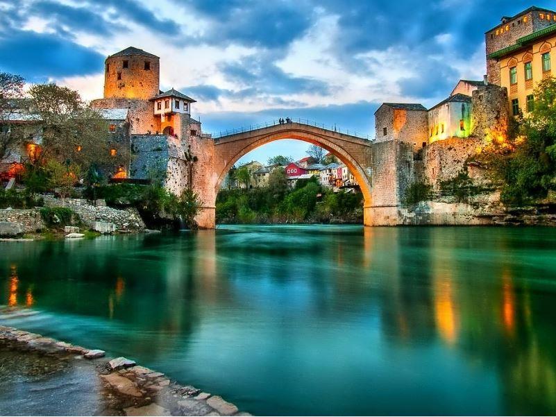 Büyük Balkanlar Turu THY İle 7 Gece 8 Gün