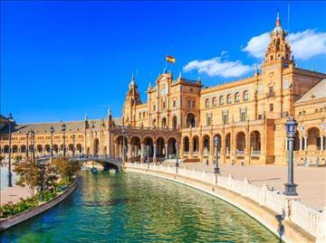 Portekiz & Endülüs Turu / Türk Hava Yolları İle (Porto Gidiş - Malaga Dönüş) - 2020