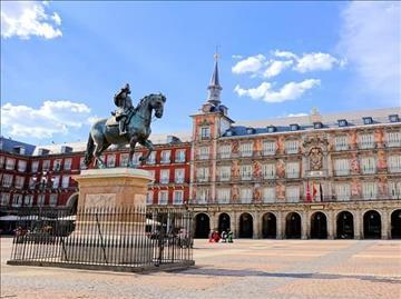 Büyük İspanya Turu / Pegasus Havayolları İle (Madrid Gidiş – Barcelona Dönüş) - 2020