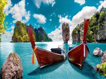 Bangkok & Phuket Turu 6 Gece Konaklamalı / Emirates Hava Yolları İle