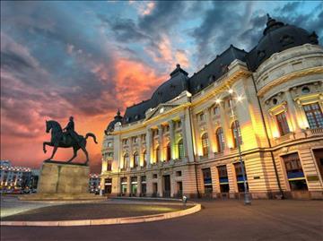 Bükreş Transilvanya Şatolar Turu / Otobüs İle