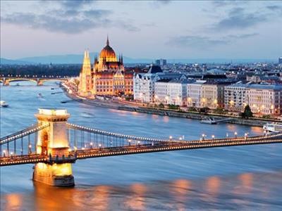 Baştanbaşa Orta Avrupa Turu / Türk Hava Yolları İle