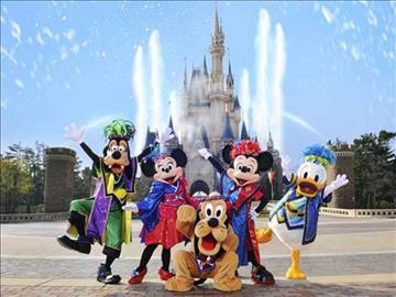 Paris Disneyland Turu / Atlas Hava Yolları İle