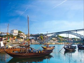 Porto Lizbon Turu / Türk Hava Yolları İle (Porto Gidiş - Lizbon Dönüş)