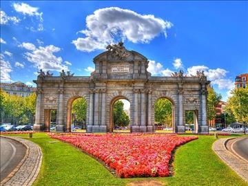 İspanya Krallığı Turu / Pegasus Hava Yolları İle (Madrid gidiş – Barcelona dönüş) - 2020
