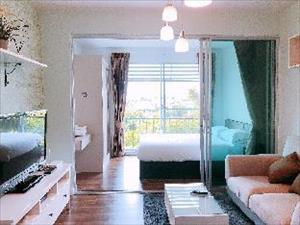 1 Bedroom Suite With Splendid Natural View