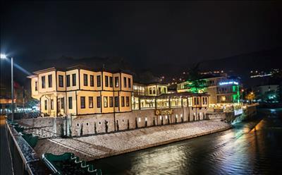 Sari Konak Boutique   Spa Hotel Amasya