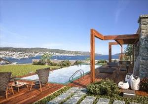 Bodrum Bardakci Luxury Villa 4bdr Butler