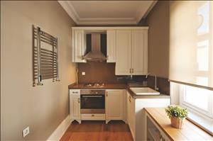 1 Bedroom Apartment W Kitchen