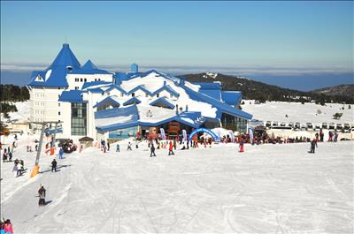 Bof Hotels Uludag Ski   Convention Resort All Inclusive