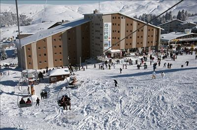 Kervansaray Uludag Ski Center