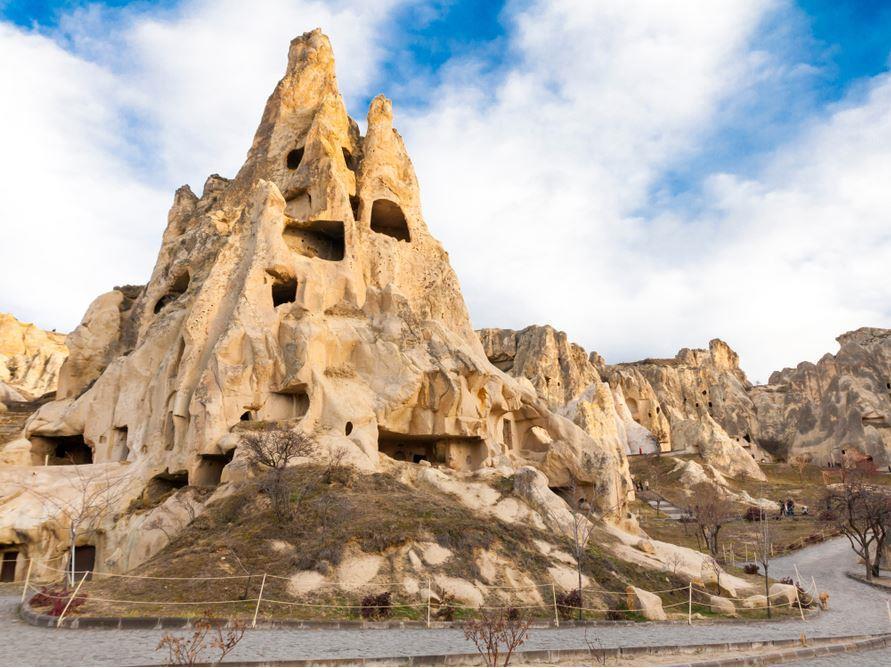 Otobüslü Kapadokya Turu