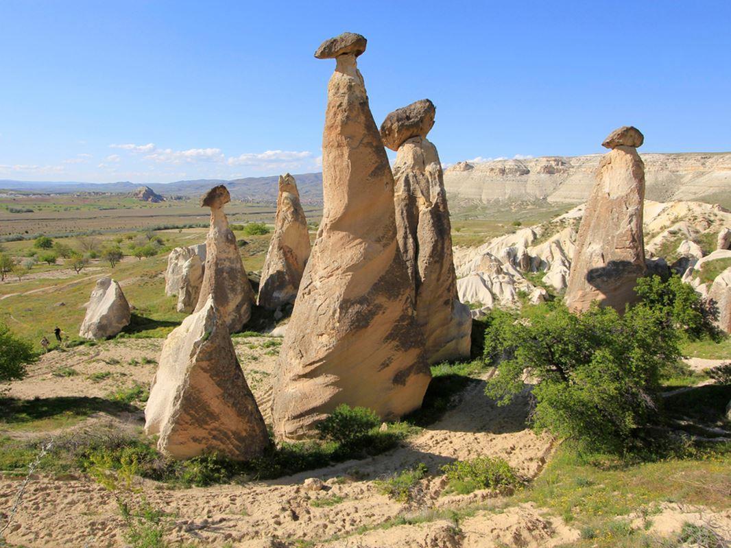 23 Nisan Özel Otobüslü Kapadokya Turu 2 Gece