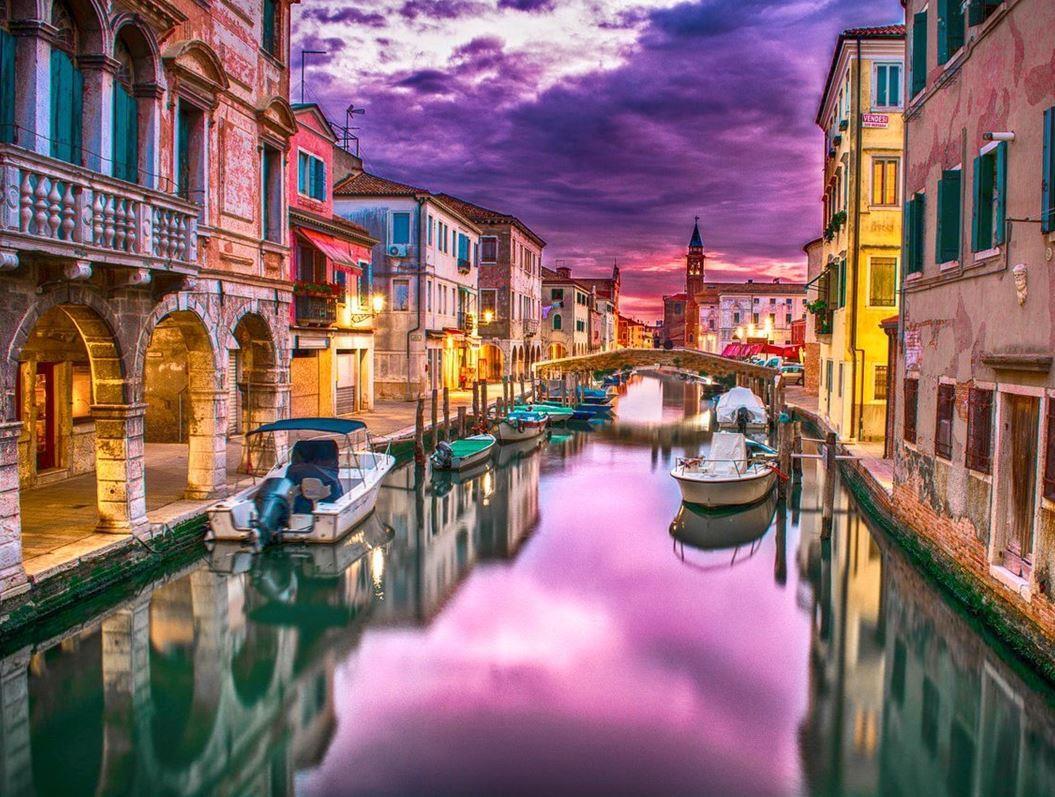 Klasik İtalya (Ankara'dan Türk Hava Yolları Tarifeli Seferi ile )