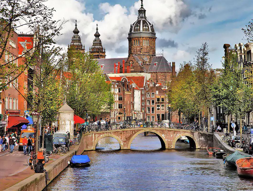 Benelux & Paris (Atlas Hava Yolları Tarifeli Seferi ile)
