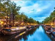 Benelux & Paris   (Türk Hava Yolları Tarifeli Seferi ile)