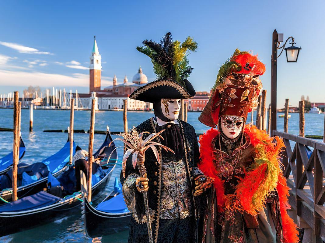 Venedik Karnavalı Turu (Türk Hava yolları İle)