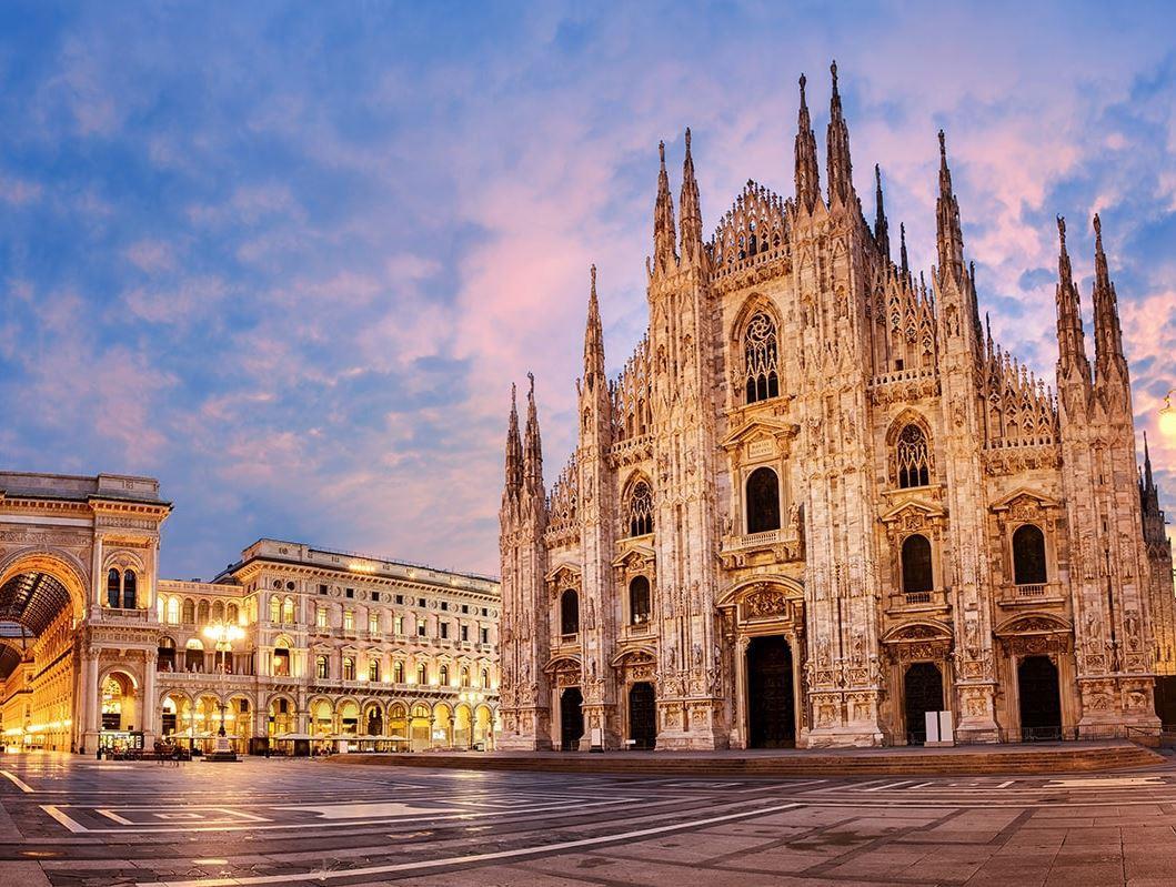 Milano Outlet Shopping Turu (THY İLE )