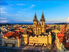 Budapeşte & Viyana& Prag  Turu (Türk Hava Yolları Tarifeli Seferi ile)