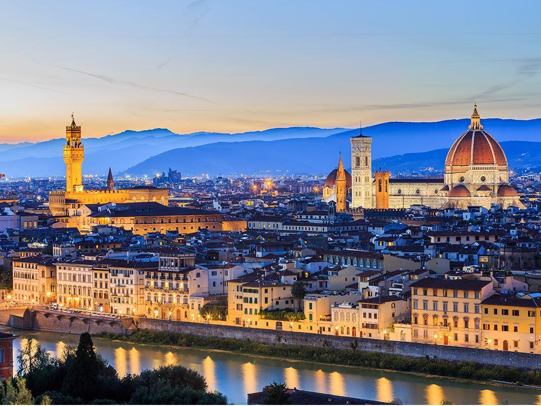 Büyük İtalya Ekspres Turu (Türk Havayolları İle )