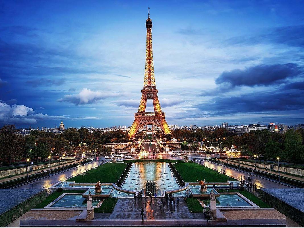 Benelux & Paris (Türk Havayolları ile-ESB)