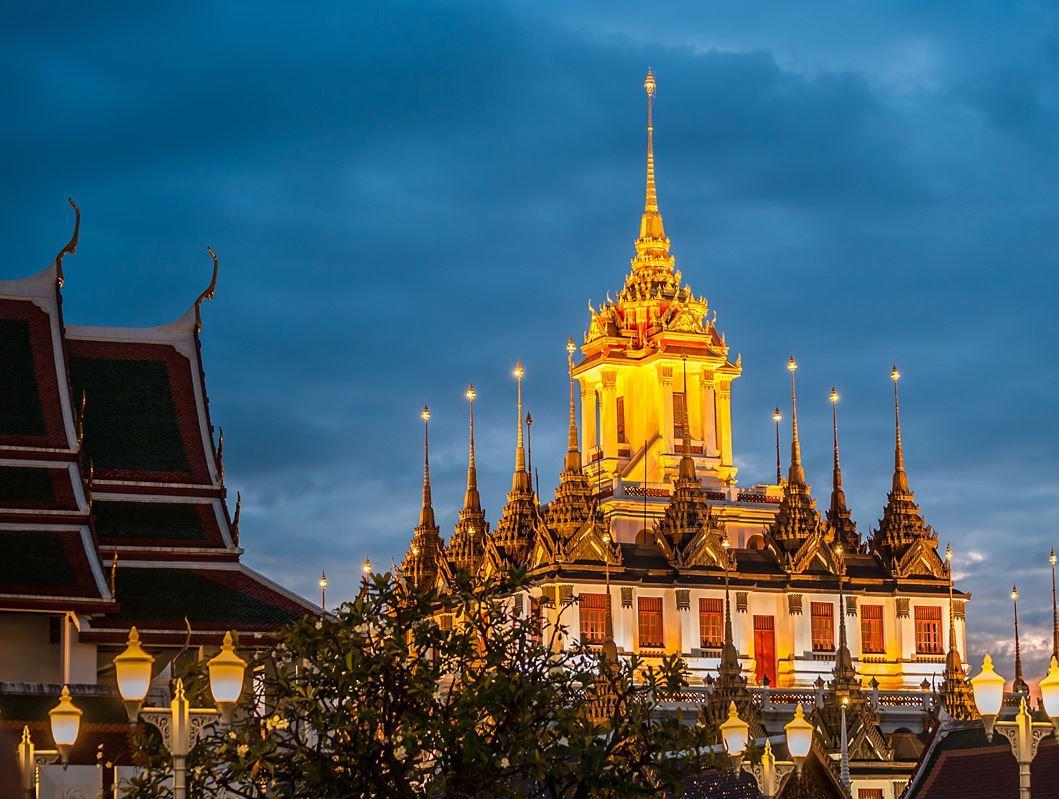 Bangkok & Phuket (Emirates Hava Yolları Tarifeli Seferi)