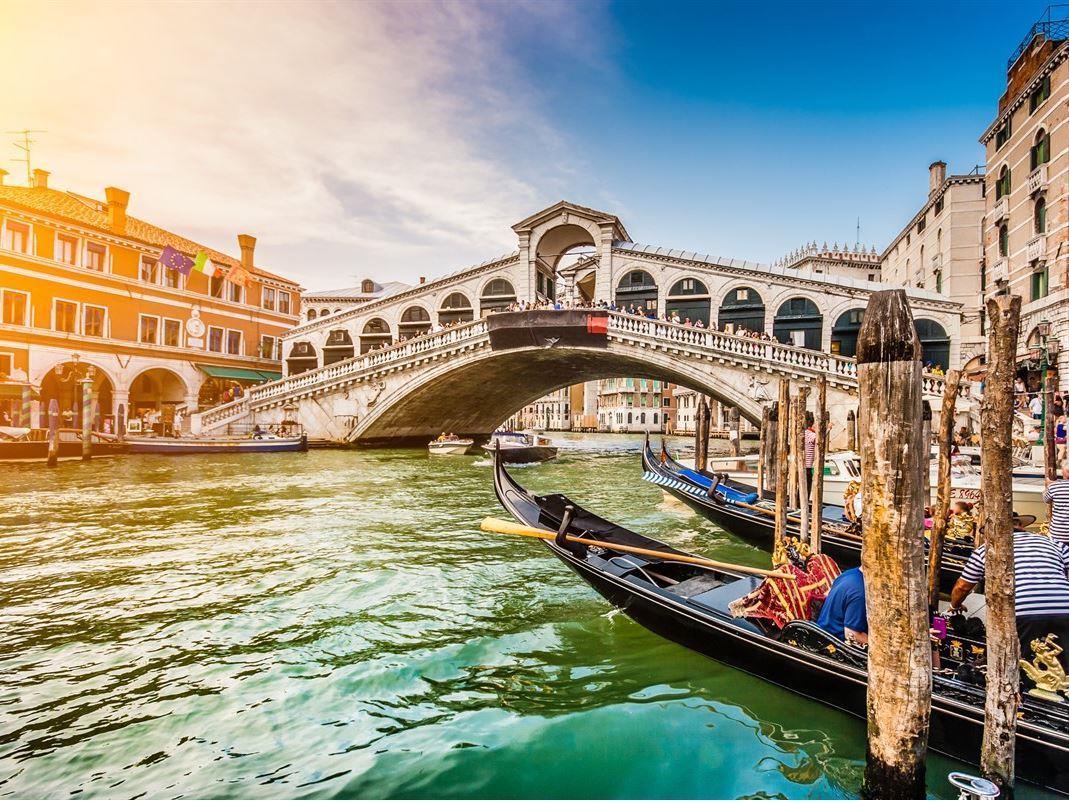 Venedik & Floransa (Türk Hava Yolları Tarifeli Seferi ile)