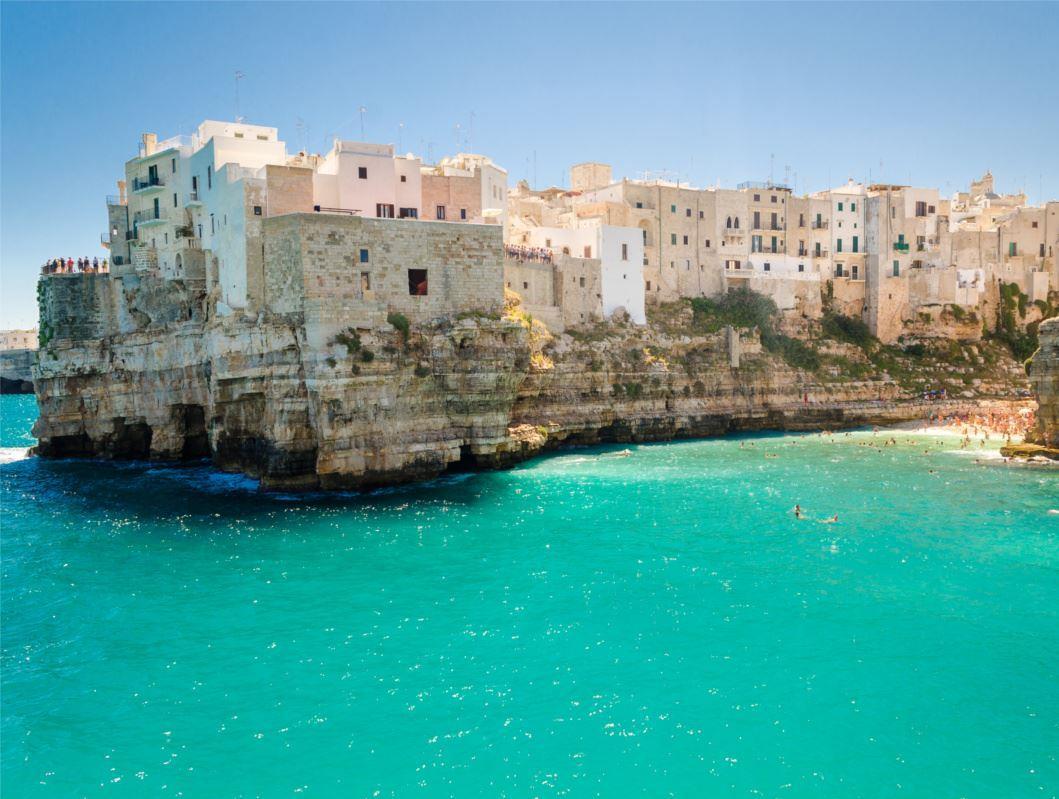 Güney İtalya Turu (Türk Havayolları ile)