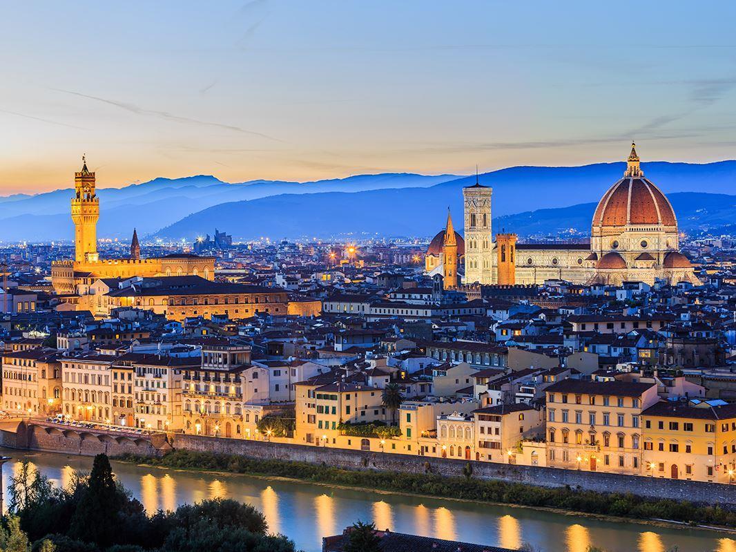 Büyük İtalya   (Türk Hava Yolları Tarifeli Seferi ile)