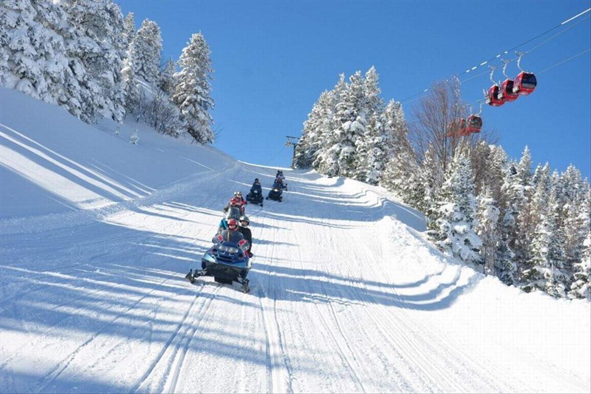 Günübirlik Kartepe Kayak Turu Hergün Hareketli