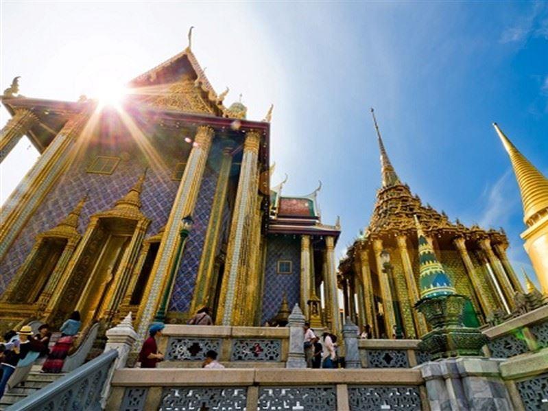 Bangkok - Pattaya - Phuket Turu Emirateş Havayolları İle 21 Eylül 2019 Hareket
