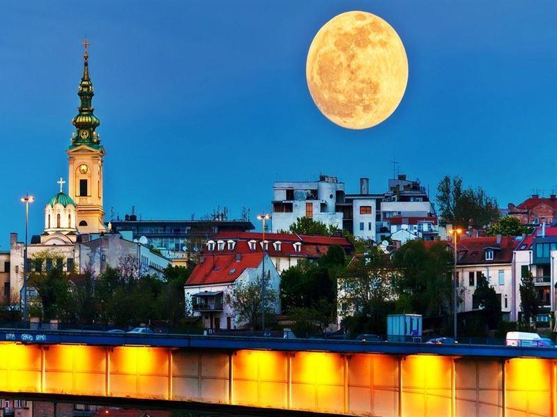 Belgrad – Sofya Turu