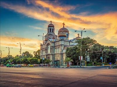 Yılbaşı Otobüslü Varna - Burgas Turu 2 Gece 4 Gün