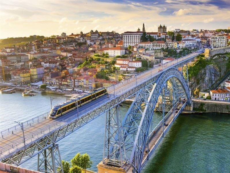 Portekiz Turu THY İle  (Porto Gidiş/Lizbon Dönüş)