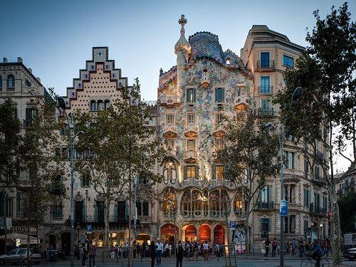 Fenomen Avrupa Turu Pegasus ile (Barcelona gidiş Paris dönüş)