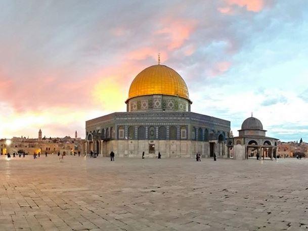 Kudüs Turu Pegasus Havayolları İle 2020
