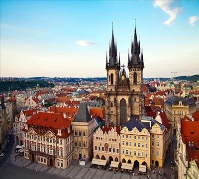 2018 Prag Turu Pegasus ile(Prag Gidiş-Dönüş)