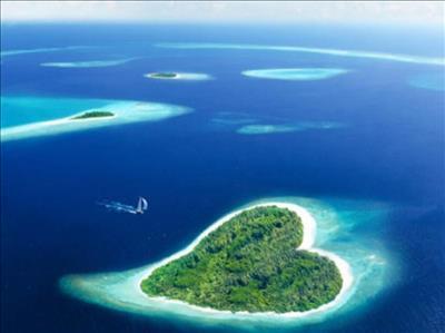 MALDİVLER THY İle 5* Dlx. ROBINSON CLUB MALDIVES