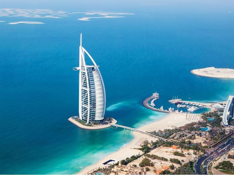 DUBAİ TURU AİRARABİA İLE 15 KASIM 2021