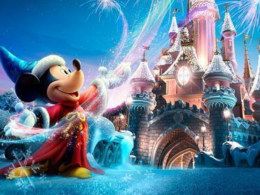 Disneyland & Paris THY İle 6 Kasım 2019 Hareket!