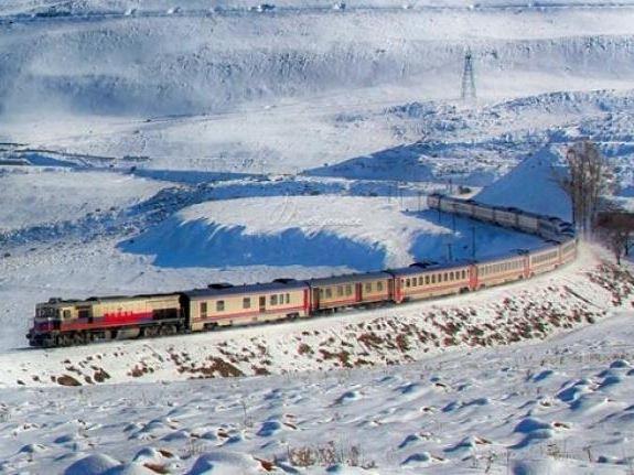 Sömestre Dönemi Uçak & Doğu Ekspresi İle Kars Erzurum Turu 3 Gece 4 Gün THY İle