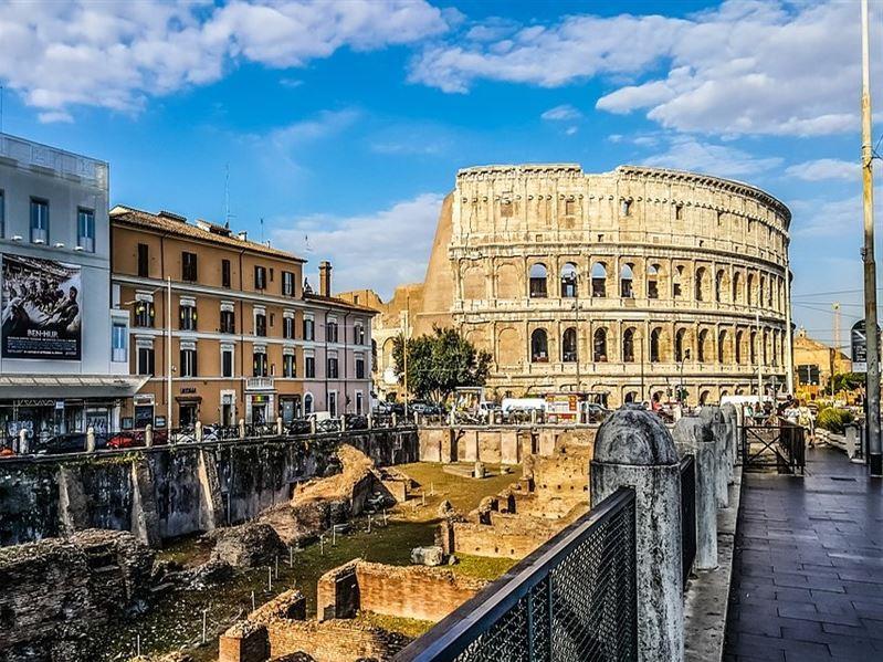 Klasik İtalya Turu Türk Havayolları İle 1 Temmuz 2019 Hareket (Roma Gidiş-Milano Dönüş)