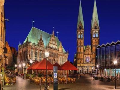 Büyük Almanya ve Prag Turu Thy ile(Bremen gidiş Stuttgart dönüş)