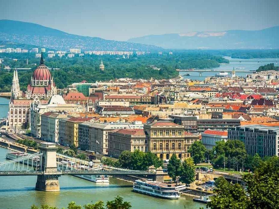 2019 Otobüslü Balkan Ve Orta Avrupa Şaheserleri Turu