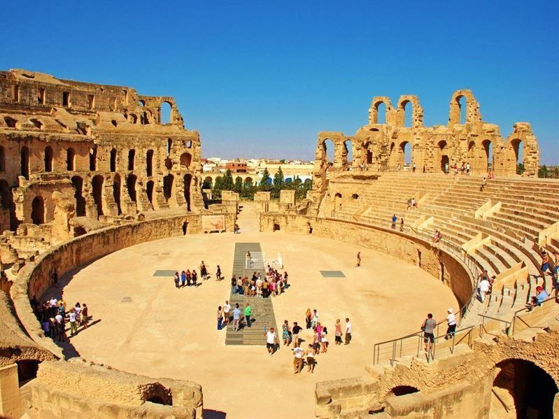 Tunus Hammamet Turu Nouvelair Havayolları İle İlkbahar Yaz Dönemi